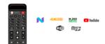 Amiko One 5G - OTT - 4K UHD - Android 7.1 - H.265 HEVC