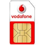 Vodafone simkaart