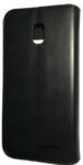 Bookcase voor Nokia X6 zwart