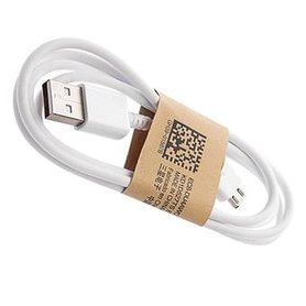 Micro USB kabel Wit
