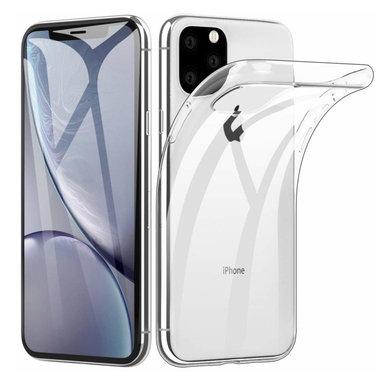 Colorfone Hoesje CoolSkin3T voor Apple iPhone 11 (5.8) Tr. Wit