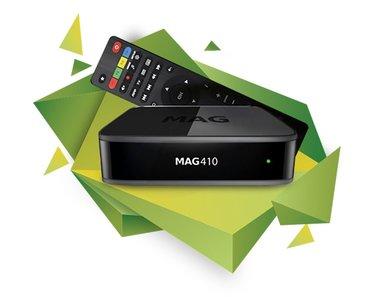 Mag410 4K Ultra HD Set-Top Box (Android)