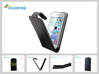 Business Hoesje voor Apple iPhone 6 Zwart
