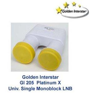 Universal Monoblock Single LNB