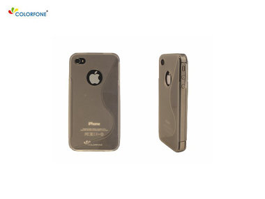 Coolskin iphone 4s transparant