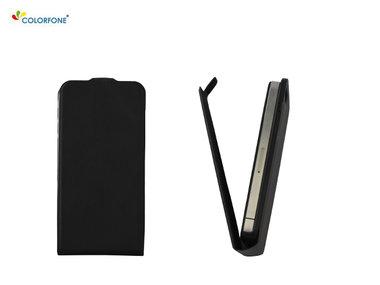 iphone 4,4S Flipskin Zwart Case hoesje