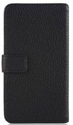 ALCATEL C5 Wallet Book Case Zwart