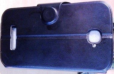 ALCATEL C5 Book Case Zwart