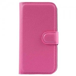ALCATEL C7 Wallet Book Case Roze