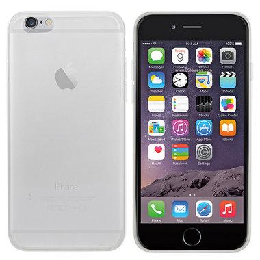 Apple iPhone 7/7S Tr. Wit hoesje
