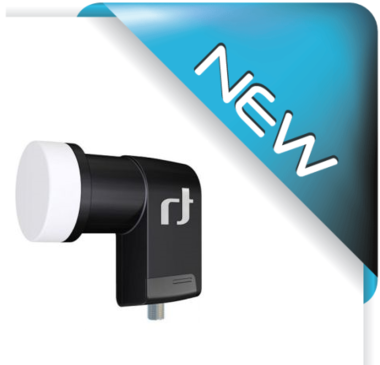 Inverto Black Premium Single lnb