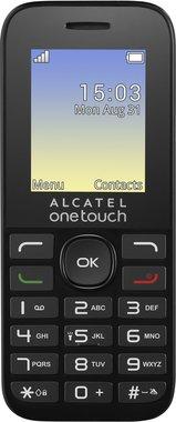 Alcatel 10.16 Dual Sim  Zwart