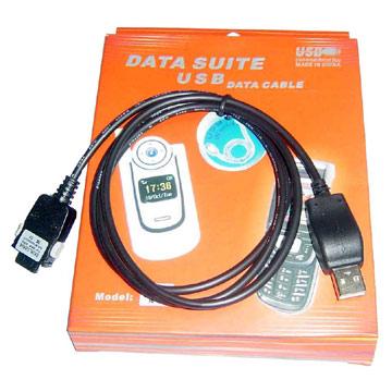 Samsung D500 USB Datacable