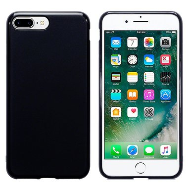 Hoesje CoolSkin voor Apple iPhone 8 Plus/7 Plus Piano-Zwart