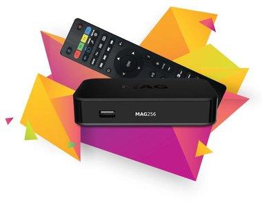 MAG 256 IPTV Set-Top-Box