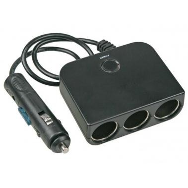 Velleman HQ Power 4-in-1 Cigarette Plug and USB Output