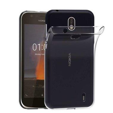 Hoesje CoolSkin3T Nokia 1 tr. wit