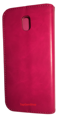 iPhone 5/5S Book Case Roze