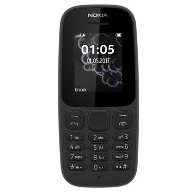 Nokia 105 + Lebara simkaart Zwart