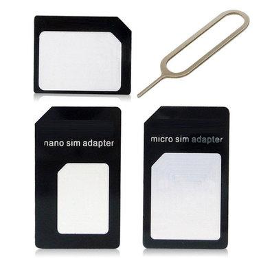 Nano Sim Adapter Set