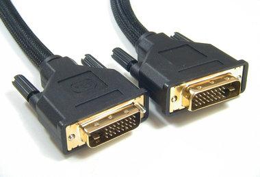 DVI aansluit kabel 1.8mtr single-link.
