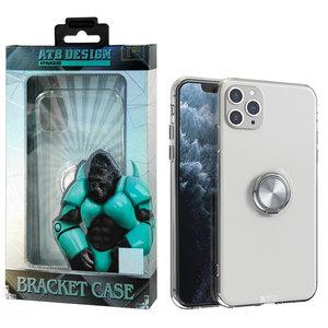 ATB Design Ring Houder Case TPU iPhone 11