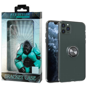 ATB Design Ring Houder Case TPU iPhone 11 Pro Max